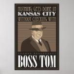 Boss Tom Póster