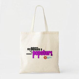 """""""Boss"""" Tote Tote Bag"""