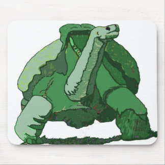boss turtle mouse pad