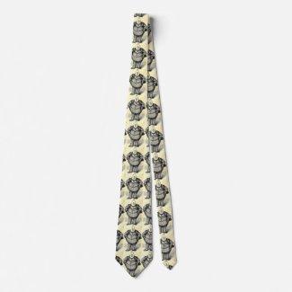 'Boss Tweed' Moneybag Political Corruption Tie