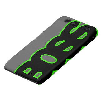 BOSS verde de neón Motorola Droid RAZR Carcasa