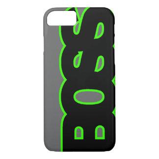 BOSS verde de neón Funda iPhone 7