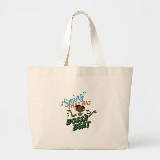 Bossa Beat Jumbo Tote Bag