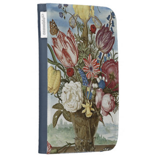 Bosschaert Flowers Cases For The Kindle
