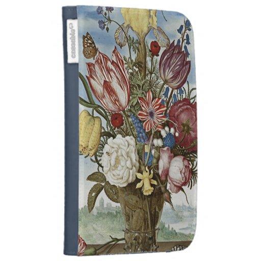 Bosschaert Flowers Cases For The Kindle