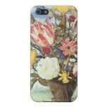 Bosschaert Flowers iPhone 5 Cover