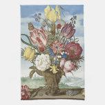 Bosschaert Flowers Kitchen Towel