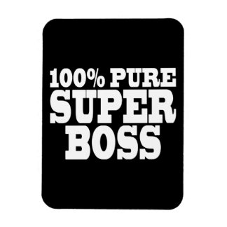 Bosses Birthday Parties : 100% Pure Super Boss Magnets