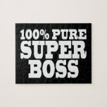 Bosses Birthday Parties : 100% Pure Super Boss Jigsaw Puzzles