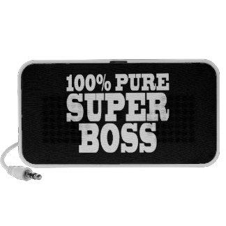 Bosses Birthday Parties : 100% Pure Super Boss Notebook Speaker