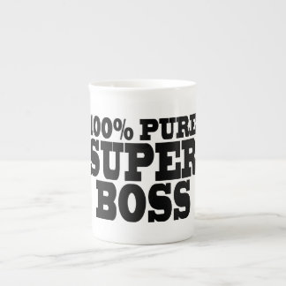 Bosses Birthday Parties : 100% Pure Super Boss Tea Cup