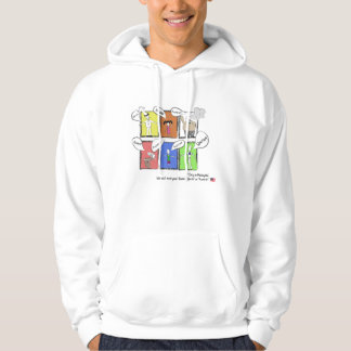 """""""Bosses, Uncles and Aunties"""" by Curves Asia Hoodie"""