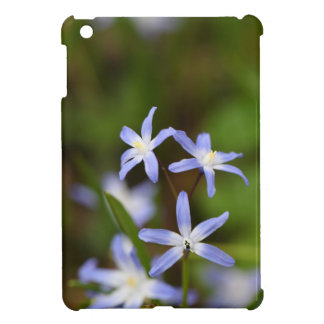 Bossiers glory of the snow flower iPad mini cases