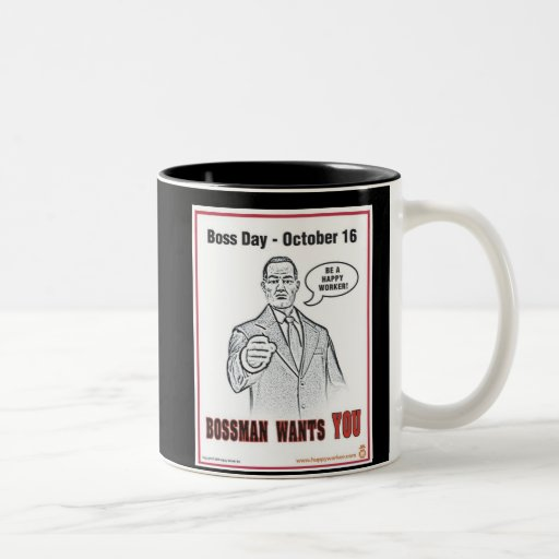 BossMan Mug