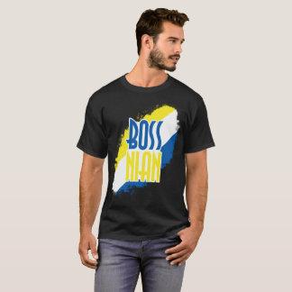 Bossnian Black Tshirt