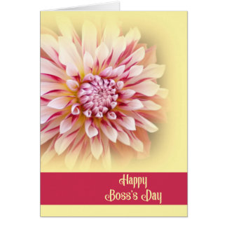 Boss's Day Card