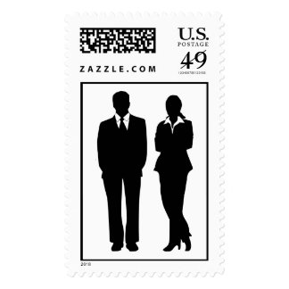 Boss's Day Postage Stamps