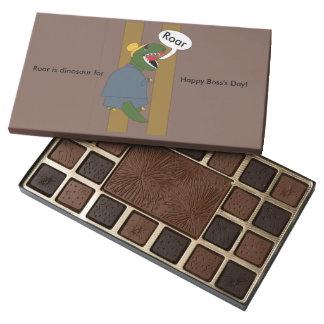 Boss's Day T-Rex Dinosaur (Female) Assorted Chocolates