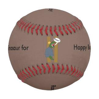Boss's Day TRex Dinosaur (Female) Customizable Baseball