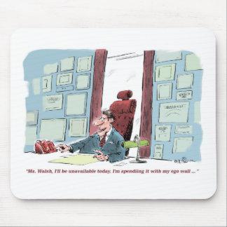 Boss's Ego mousepad