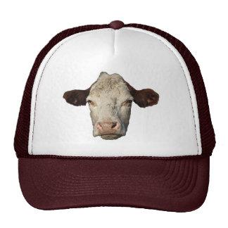 Bossy the Cow Trucker Hat