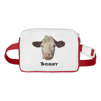Bossy the Cow Waist Bag