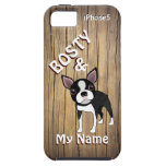 Bostie & Me iPhone5 Cover iPhone 5 Covers