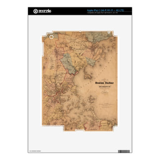 Boston 1861 skin for iPad 3