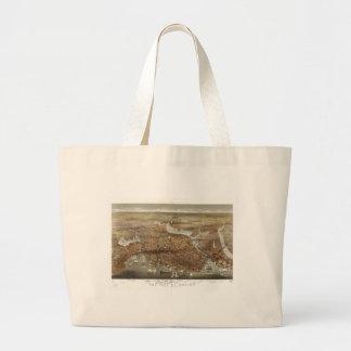 Boston 1898 canvas bags