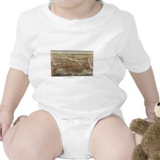 Boston 1898 trajes de bebé