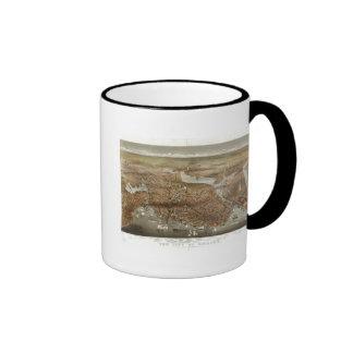 Boston 1898 tazas de café