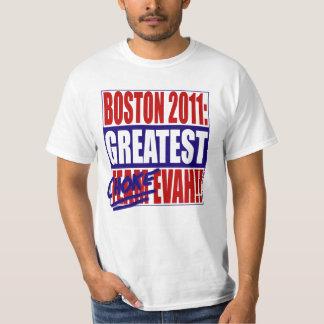 Boston 2011: Greatest Choke Evah! (Light) T-Shirt