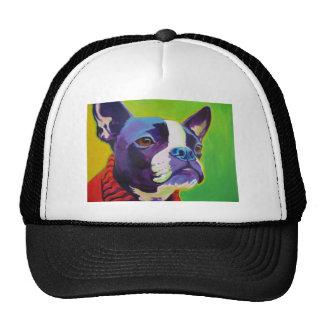 Boston #2 trucker hat