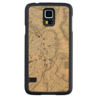 Boston 3 2 carved maple galaxy s5 case