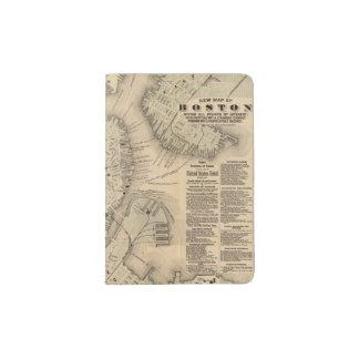 Boston 3 2 porta pasaporte