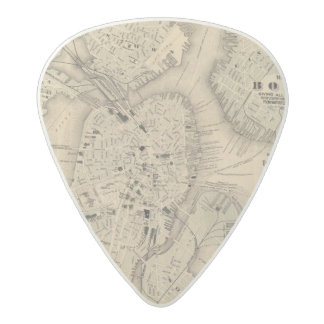 Boston 3 acetal guitar pick