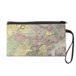 Boston 3 wristlet purses