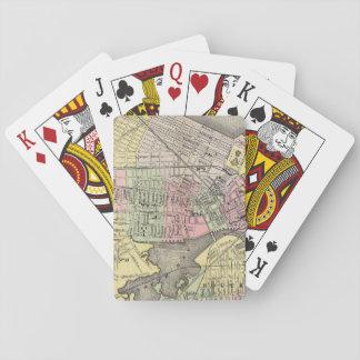 Boston 3 cartas de juego