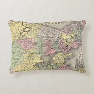 Boston 3 decorative pillow