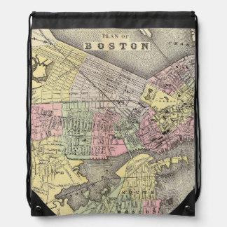 Boston 3 drawstring bag