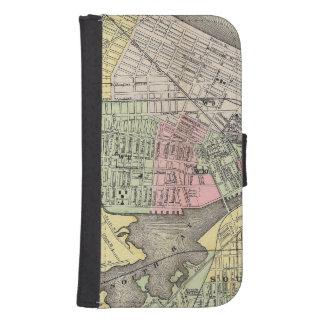 Boston 3 galaxy s4 wallet case