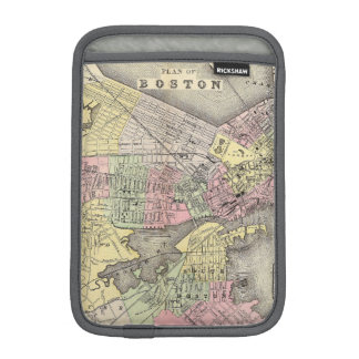 Boston 3 iPad mini sleeve