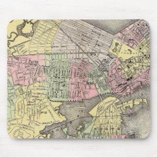 Boston 3 mouse pad