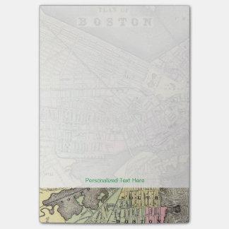 Boston 3 post-it® notes