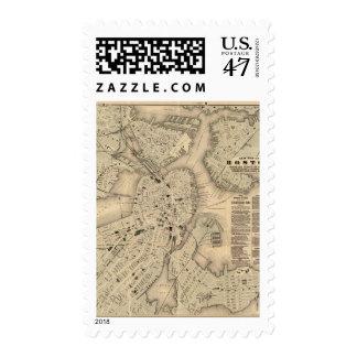 Boston 3 postage