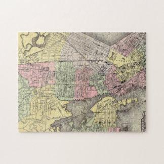 Boston 3 puzzles