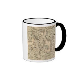 Boston 3 tazas de café