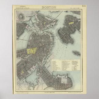 Boston 4 poster