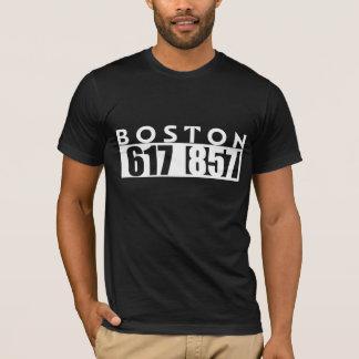 BOSTON 617 857 area code tee