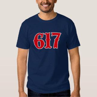 Boston 617 - Boston Strong! Shirt